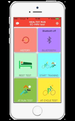 HealthyRun_EC-HRV_test_APP_iPhone2